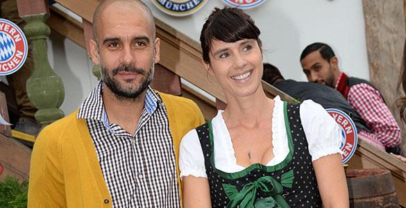 FC Bayern auf dem Oktoberfest – Traditioneller Wiesn-Besuch