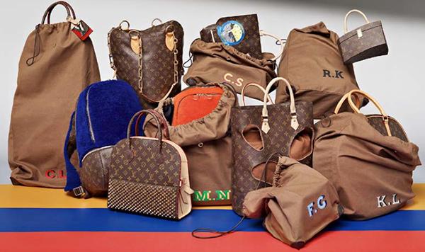 Louis Vuittons neue Taschen: Sechs Designer zeigen ihre Kreationen
