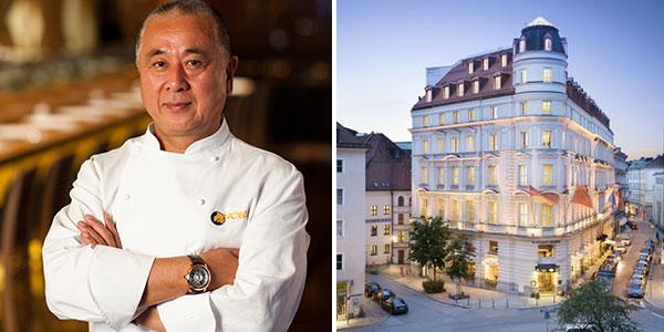 Neues Restaurant im Mandarin Oriental: Matsuhisa Munich