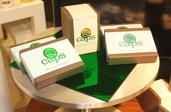 Q-Caps-Verpackung