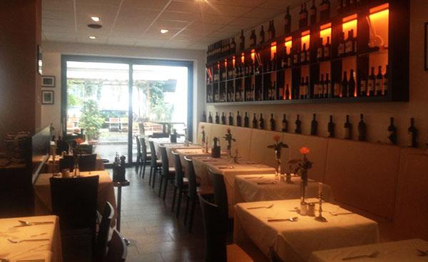 Gastrotest 'La Lira': Italiener in Neuhausen