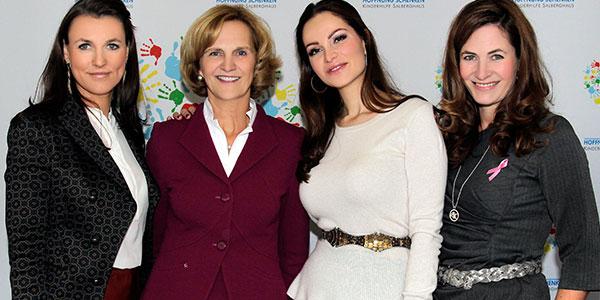 Charity Ladies Lunch: Geballte Frauenpower für ein Münchner Kinderheim