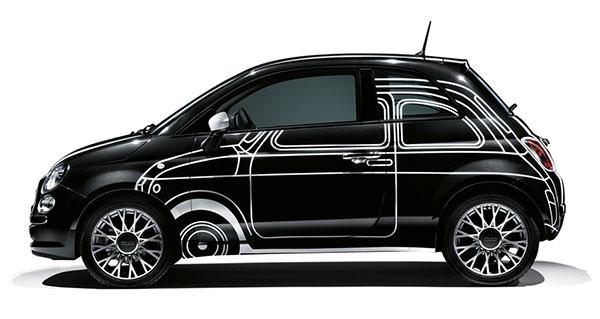 Fiat '500' Couture: Jetzt kommen die Knutschkugeln