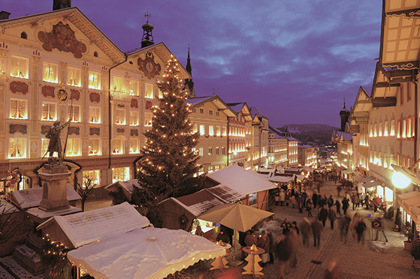 Die schönsten Weihnachtsmärkte Bayerns