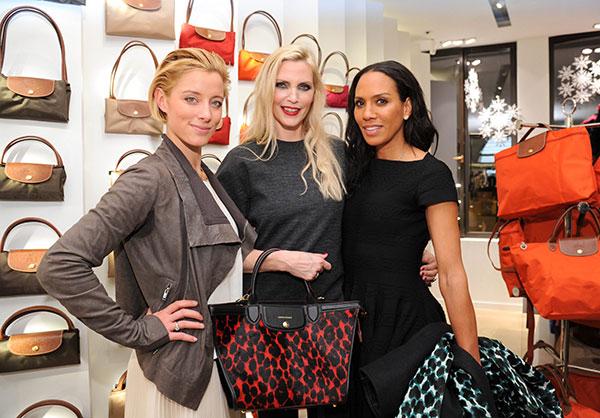 Longchamp Store Opening in der Münchner Residenzstrasse