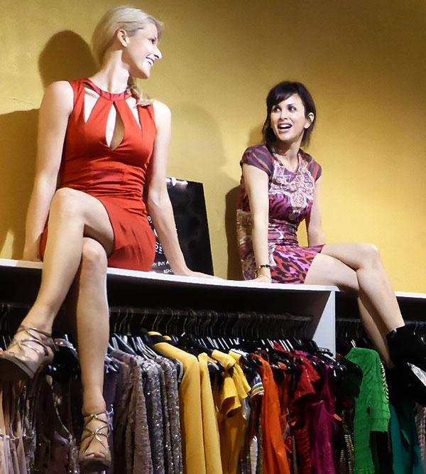 Eröffnung dresscoded.com Pop-up-Store in München