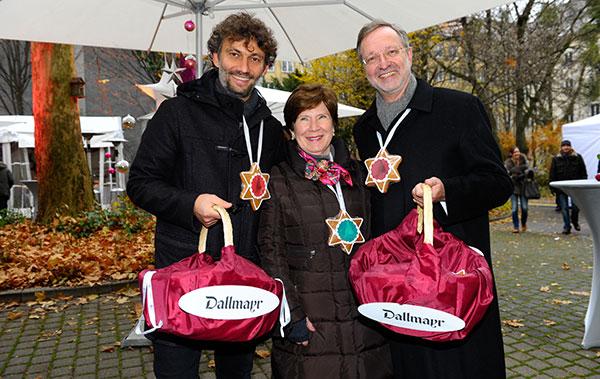 Jonas Kaufmann Weihnachtslieder.Advents Benefizkonzert Zubin Mehta Und Jonas Kaufmann In Der St