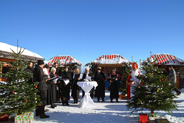 Top 5 Weihnachtsmärkte in Bayern