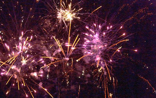 Silvester und die guten Vorsätze: Acht Promis erzählen …