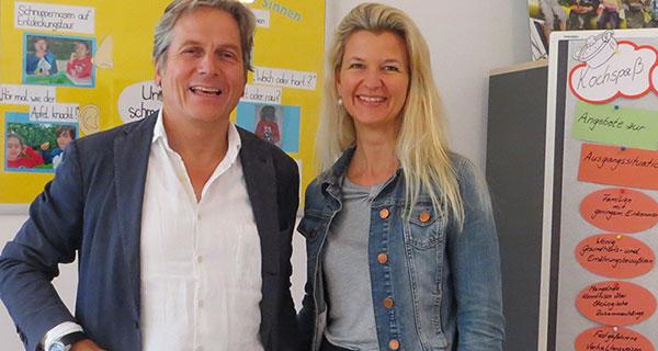 Georg Schweisfurth über BIO, Kinder-Mahlzeiten und München
