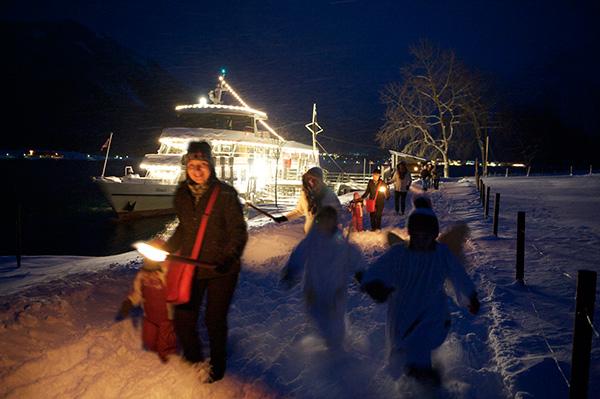 Romantik-Bord-Achensee-Schiffahrt