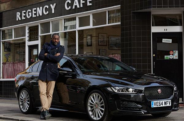 Jaguar XE: Prominente Testfahrer