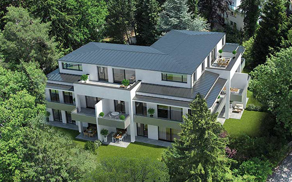 Immobilien in Grünwald-Pullach: LUX LIVING im Villenstil