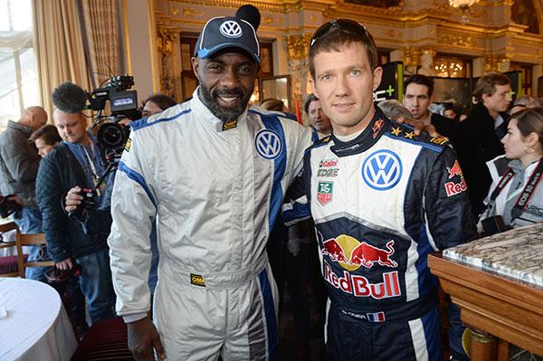 Rallye Monte Carlo: Wird Idris Elba der neue James Bond?