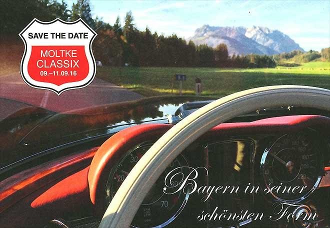 MOLTKE CLASSIX ab Tegernsee @ Park-Hotel Egener Höfe | Rottach-Egern | Bayern | Deutschland