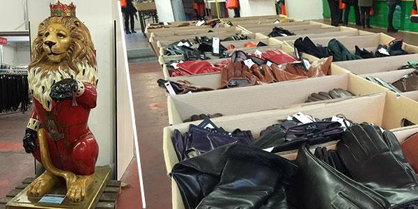 Roeckl Lagerverkauf: Handschuhe und Accessoires deluxe im Kistlerhof