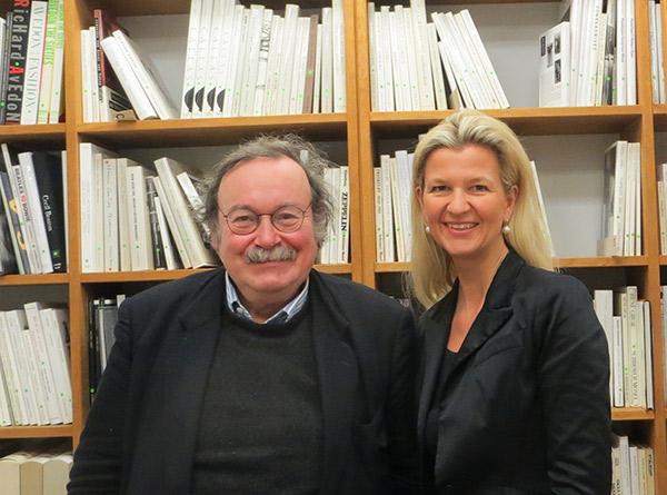 Happy Birthday Lothar Schirmer: Grandseigneur der Buchbranche wird 70