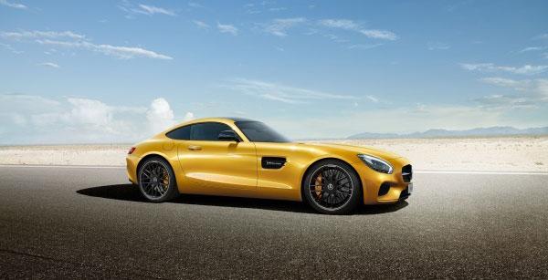 München-Premiere des neuen Mercedes-AMG GT
