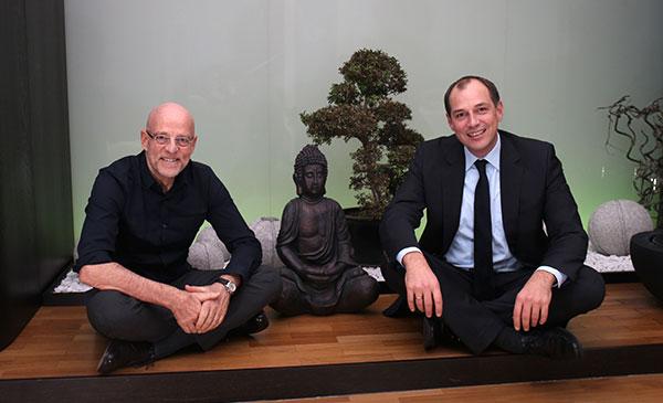 Energy Lounge im Lifestyle-Hotel: Ayurveda-Papst Bauhofer geht neue Wege