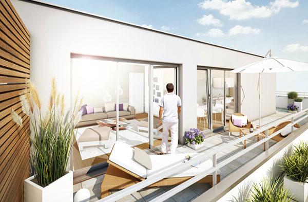 Exklusive Wohnungen in Pasing-Obermenzing: Gottfried Keller Carré
