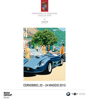 Concorso d'Eleganza Villa d'Este 2015: The Jeset is back