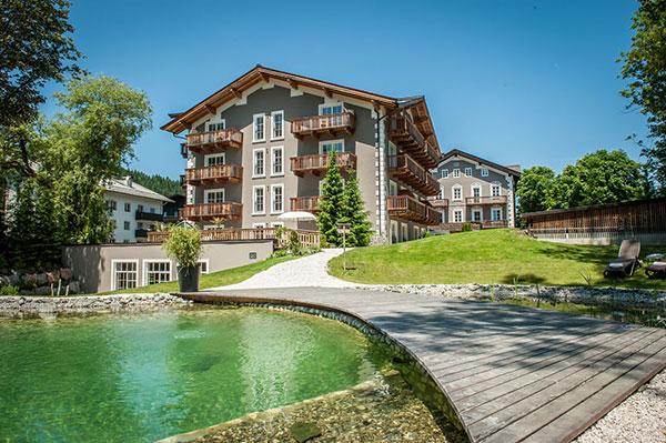Hotels Kitzbühel: 'Grüne Haube' für Q Resort
