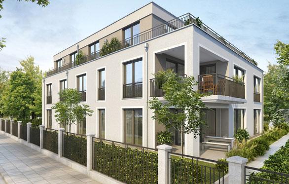 Immobilien Solln: Exklusiver Wohnungsmix in der Sollner Villenkolonie