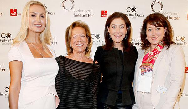 DKMS Charity Lunch: Fashion, Networking und helfen!