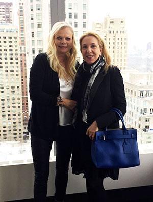 Daniela-von-Theumer-mit-Susan-Rockefeller-Fotocredit-pinkdiamondby