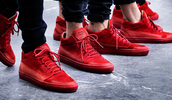 Modelabels München: Erster Sneaker von Distorted People