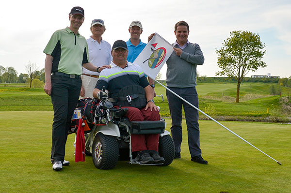 Golfpark Aschheim: Vorreiterclub in Sachen Inklusion