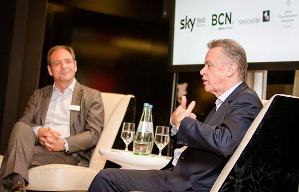 Ottmar Hitzfeld: Fussball und Netzwerken