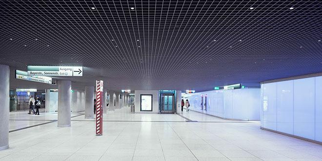 Hauptbahnhof München: Bald Deutscher Lichtdesign-Preis?