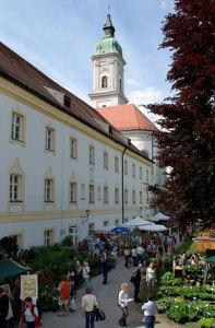 Freisinger Gartentage mit Stargast Piet Oudolf @ Kloster Neustift | Regensburg | Bayern | Deutschland