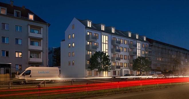 Coole Neubau-Immobilie in Schwabing: SoHo gibt es bald in München