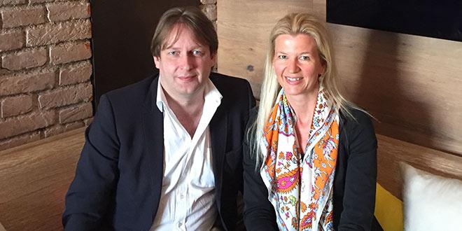 Samsonite Boss Dirk Schmidinger: Immer auf Reisen nach München …