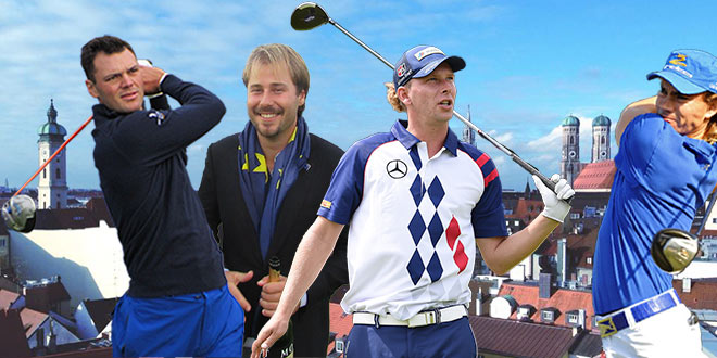 Golf München: BMW International Open 2015