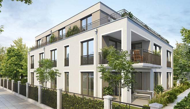Solln im Immobiliencheck: Exklusives Townhouse in Villenkolonie