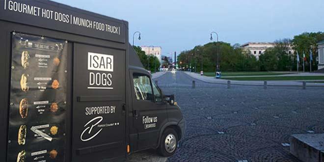 ISAR DOGS: Essen auf Rädern ist Trend!