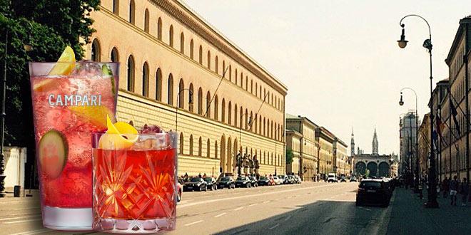 Bars München: Barhopping bei der Roten Nacht der Bars
