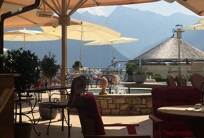 Stock Hotel Zillertal: Warum hier die Promis gerne Urlaub machen