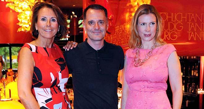 Tantris Damenkränzchen: Haute Couture, Juwelen und Luxus für den Gaumen