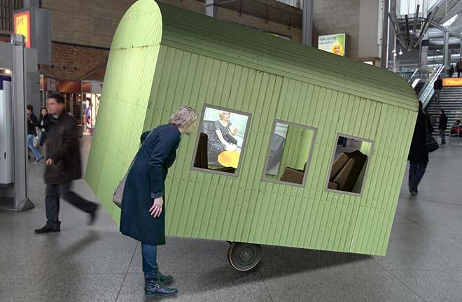 RischArt: Kunst im Hauptbahnhof