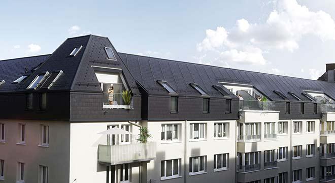 Passivhaus München: Zehn exklusive Wohnungen mitten in Schwabing