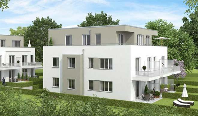Harlaching Immobilien: 13 Eigentumswohnungen an der Menterschwaige