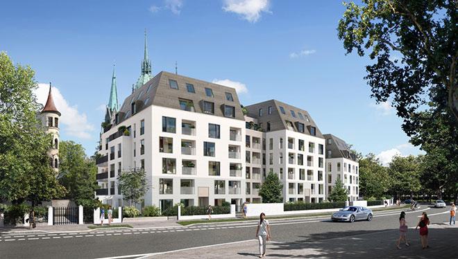 Immobilien in München: Neues Wohn-Quartier an der Theresienwiese
