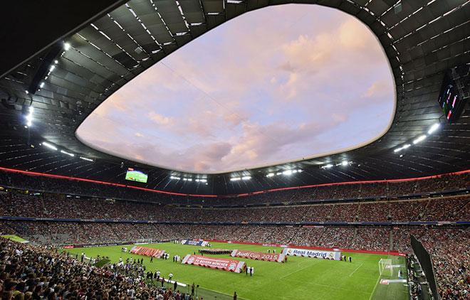FC Bayern gewinnt vierten Audi Cup