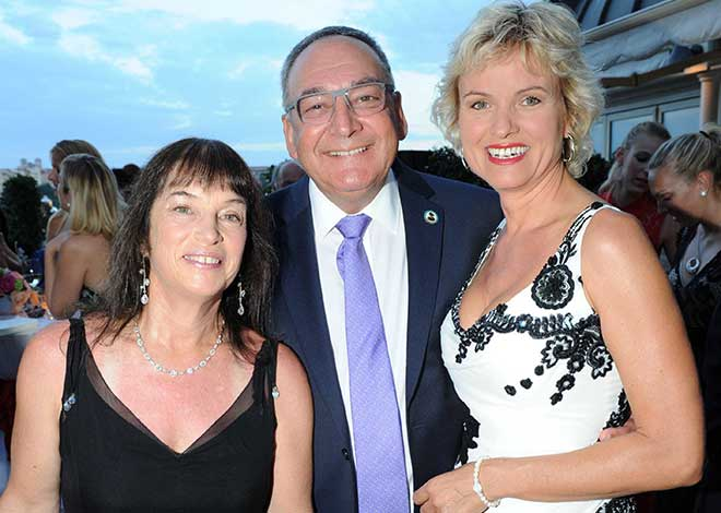 Charity-Party für Sheba Medical Center in Monte Carlo: Prinz Albert erneut Schirmherr