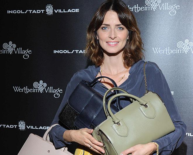 Eva Padberg über It-Bags und Mode-Trends