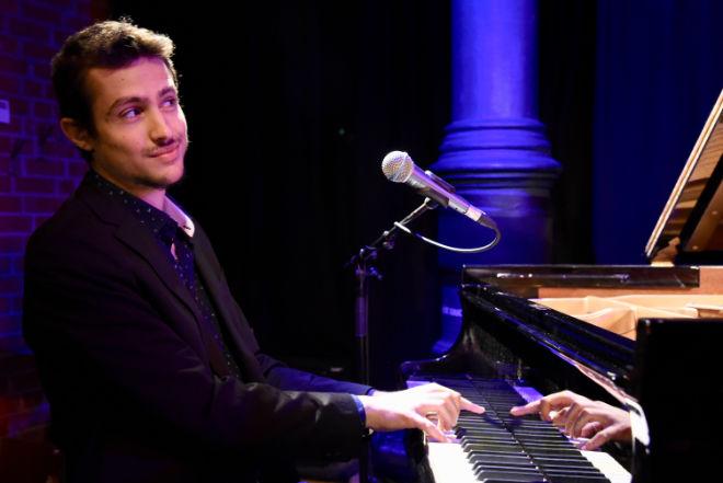 Guy Mintus gibt für die Jüdischen Kulturtage ein Konzert. Fotocredit: Ralph Phillips